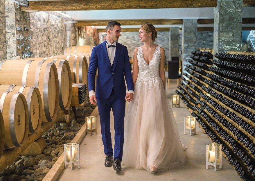 Una raccolta dei momenti più intensi che vivrete nel giorno delle vostre nozze...
