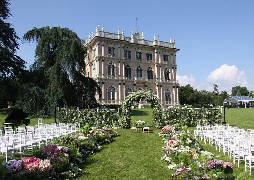 Villa Andrea Ponti, un sogno neogotico a Varese!