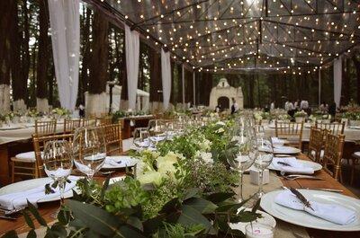 Pasión por las flores, imprime tu estilo en una boda inolvidable
