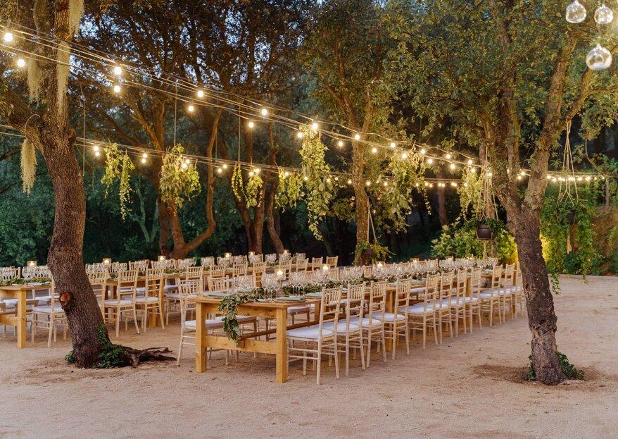 Mas de Sant Lleí: A Charming Location For Your Wedding In Barcelona