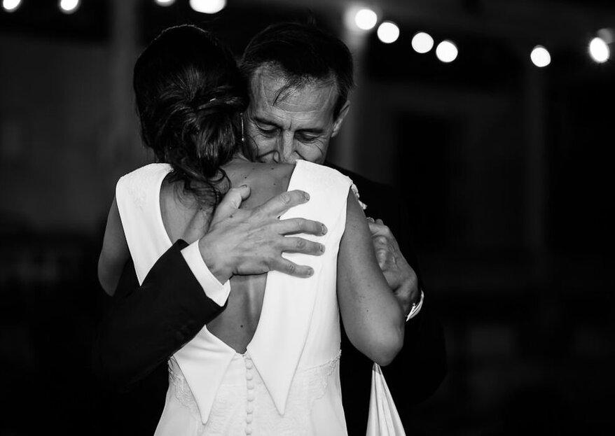Natalia García, la fotógrafa de bodas entre héroes de bata blanca