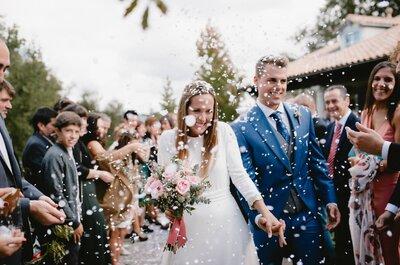 ¿Por qué se tira arroz en las bodas?