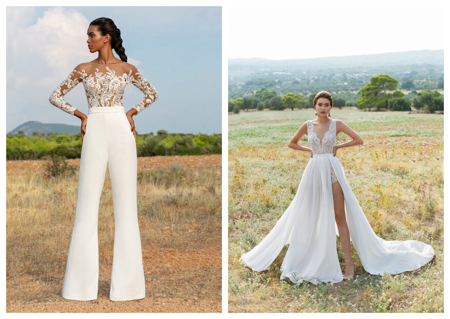 Ontdek de #GlamWildFree Styled Wedding Shoot van Demetrios