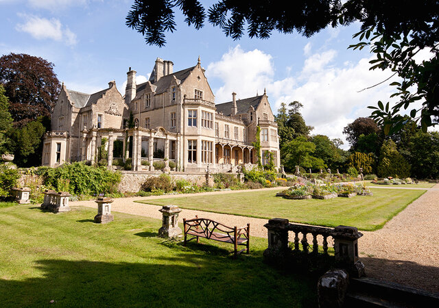 The Top 4 Country Houses In The South West