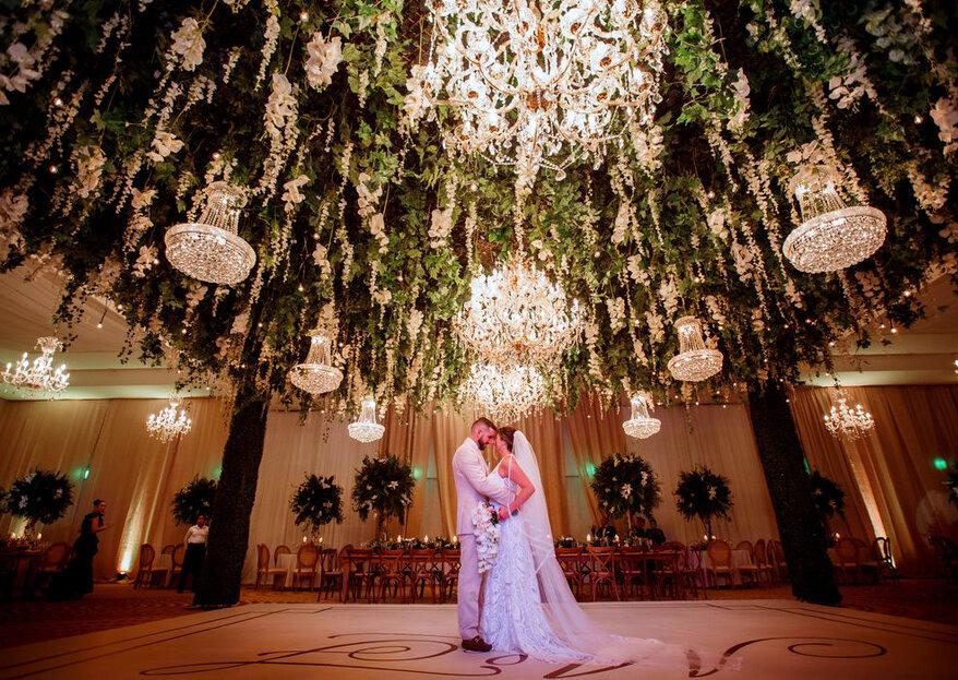 ¿Qué debe tener la decoración perfecta para brillar el día de tu boda?