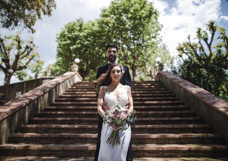 8 ideas que te convencerán de celebrar tu boda en Mas de Sant Lleí