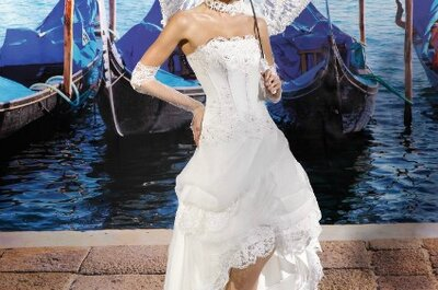 Sélection de robes de mariée Miss Kelly Collector 2013