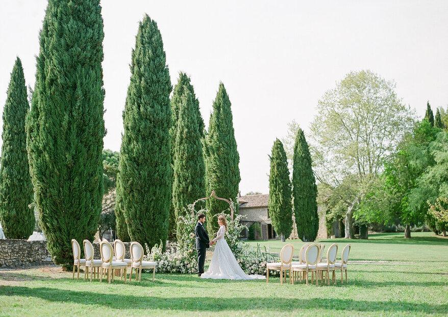 12 raisons de célébrer votre union dans un Château en France