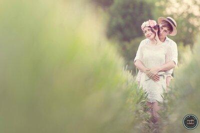 Liebe, Hochzeit und Ehe: 10 Fakten, die Ihnen zu Ihrem Glück verhelfen!