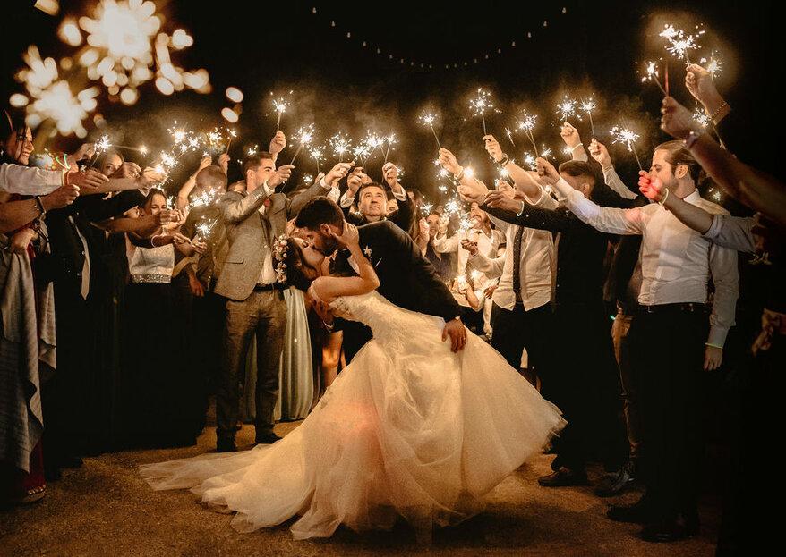 Cómo amenizar el cóctel de la boda con 13 ideas de lo más divertidas