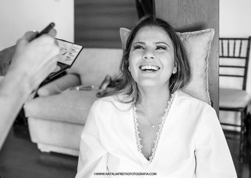 Débora Veloso Makeup: conheça a artista que prima pelo visual perfeito para você se sentir linda, segura e confiante em seu grande dia!