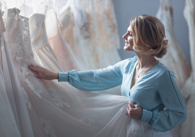 How to Find the Perfect Wedding Dress - Without the Stress!