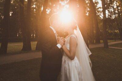 Дворянский шик: свадьба в подмосковной усадьбе Остафьево