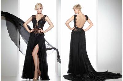 Abendmode von Mery's Couture 2015: Verpassen Sie nicht die luxuriösen Roben für die nächste Hochzeit!