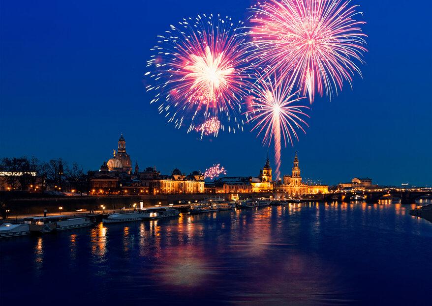 Как Новый год празднуют в разных странах? Самые необычные традиции!