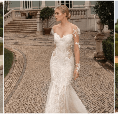 Abiti Da Sposa Galia Lahav.Abito Da Sposa Galia Lahav 2019 Una Collezione Di Abiti Per Spose