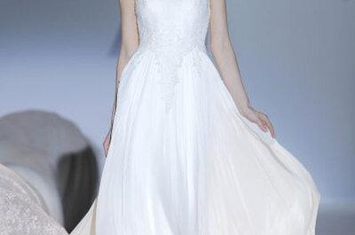 Un bel hommage à Raimon Bundó avec ses dernières collections de robes de mariée