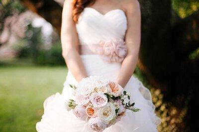 Come scegliere il bouquet da sposa: una mini-guida da non perdere