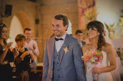 Cómo escoger la fecha de tu matrimonio: 5 tips para decidirte