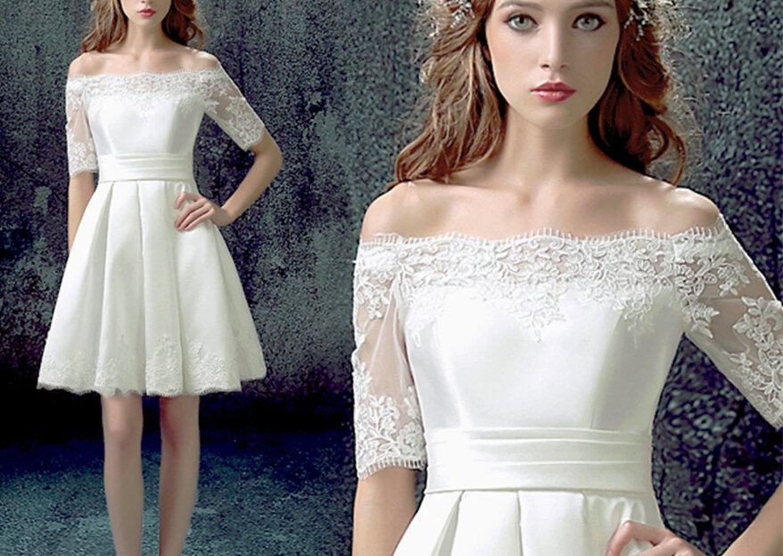 Kwiaty, pastele i koronki, czyli w co się ubrać na wesele