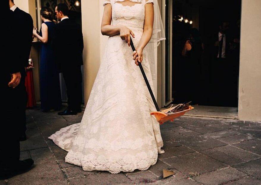 Organizzare le nozze come Marie Kondo: le 5 regole fondamentali
