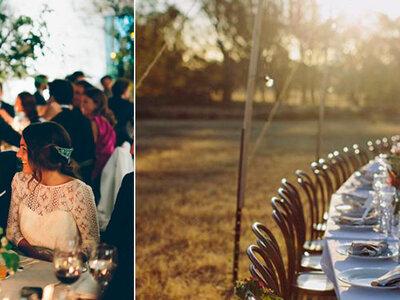 De hoofdtafel: wie mag er naast de bruid en bruidegom zitten?