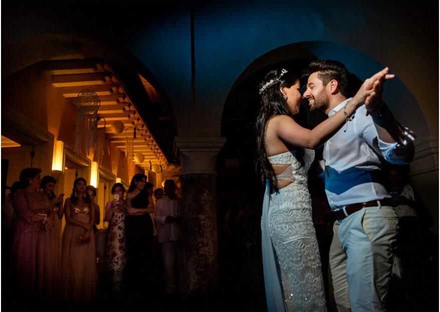 Música en tu boda: crea atmósferas diferentes y ¡celebra sin parar!