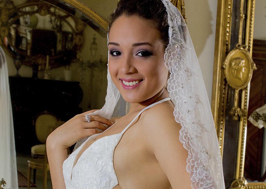 Resalta tu belleza en tu gran día y sigue los mejores consejos de Giovanna Montes