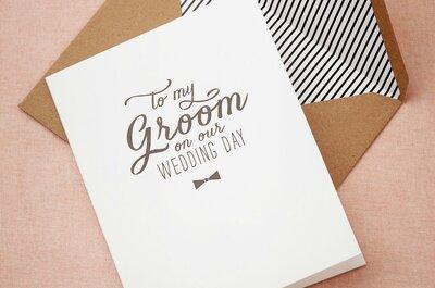 Les plus jolies typographies 2015 pour votre mariage
