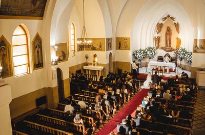 Iglesias para casarse en Santiago: las 10 más hermosas para dar el sí