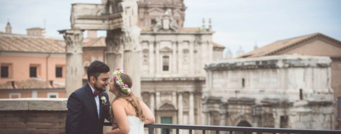 """""""Quante visualizzazioni per il nostro amore?"""": le nozze di Cesar e Francesca"""