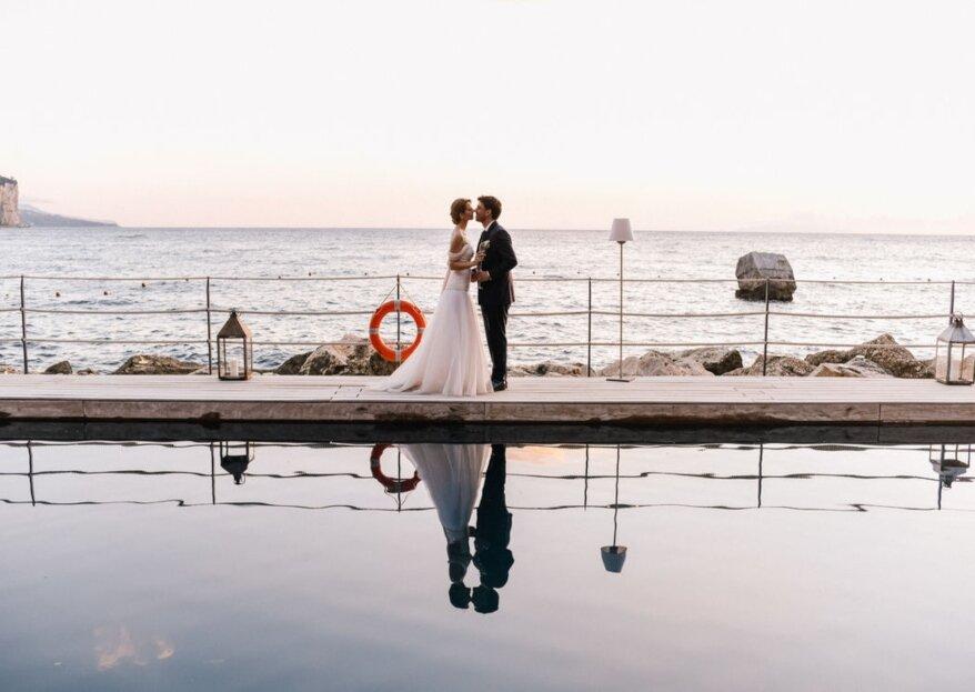 Il fotografo per le nozze: le belle foto sono questione di professionalitá
