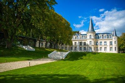 Crédit photo: Château d'Hardricourt