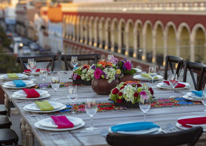 7 musts para triunfar con el catering de tu boda