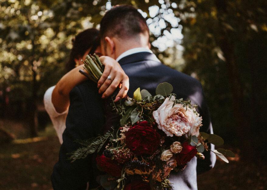 Unhas para o dia do casamento: qual é o seu formato favorito?