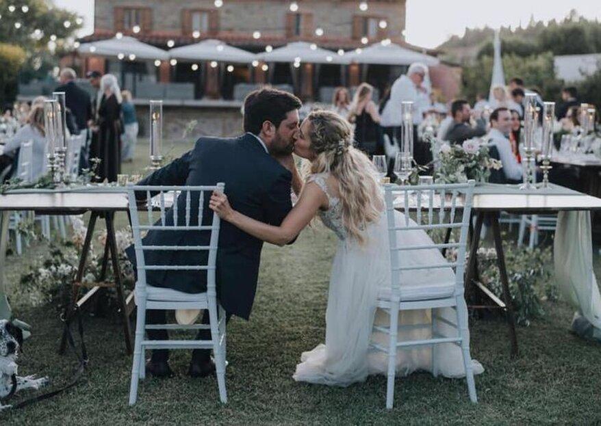 Dimmi quale location fa al caso tuo per dar vita ad un matrimonio personalizzato al 100%