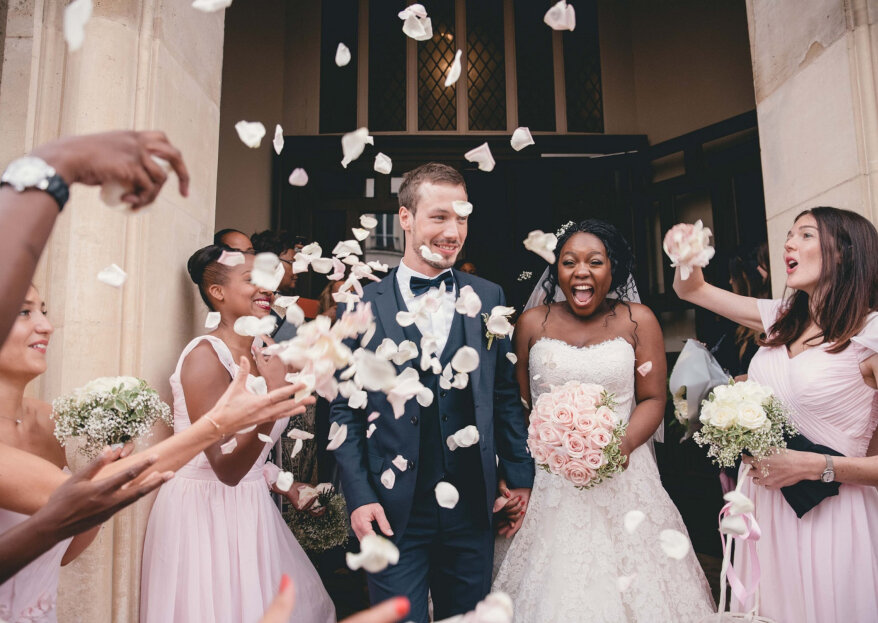 Témoins de mariage : 8 tâches qui vous incombent