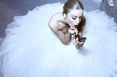 Tendencias en el maquillaje de novia 2013