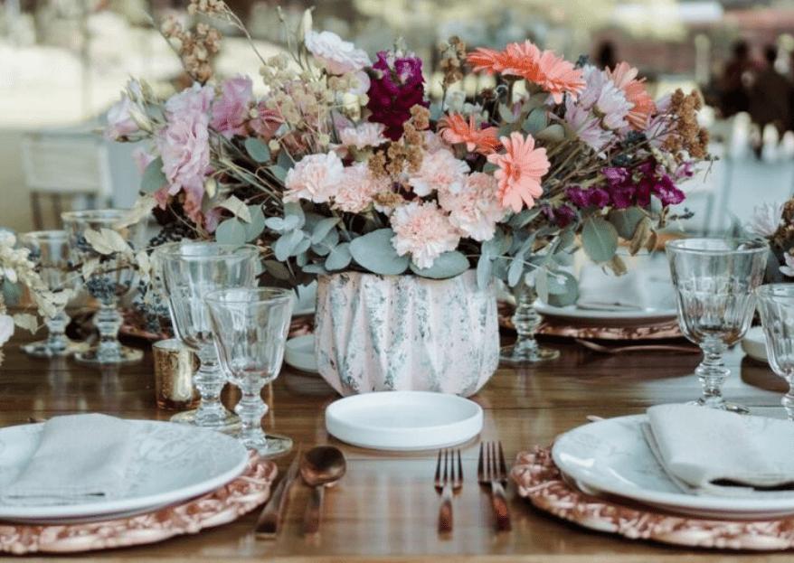 9 proveedores imprescindibles para que tengas la boda que siempre soñaste