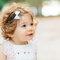 Fotografias de bebés em casamentos de fazer derreter corações!