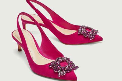 Zara y sus zapatos inspirados en los 'Manolos' de Carrie Bradshaw
