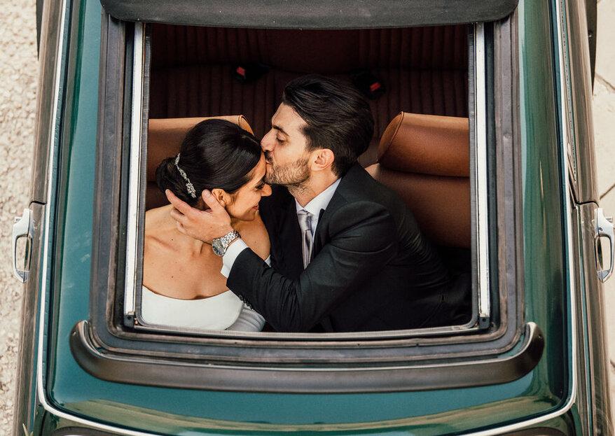 Nicola Centoducati, per un matrimonio perfetto scegliete un reportage nuziale altrettanto d'effetto...