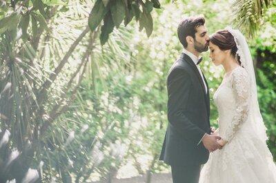 Descubra o romântico pedido de casamento e o grande dia da Vânia e do Hélder