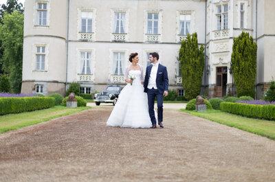 Julie et Jaouen : un mariage breton dans un esprit champêtre