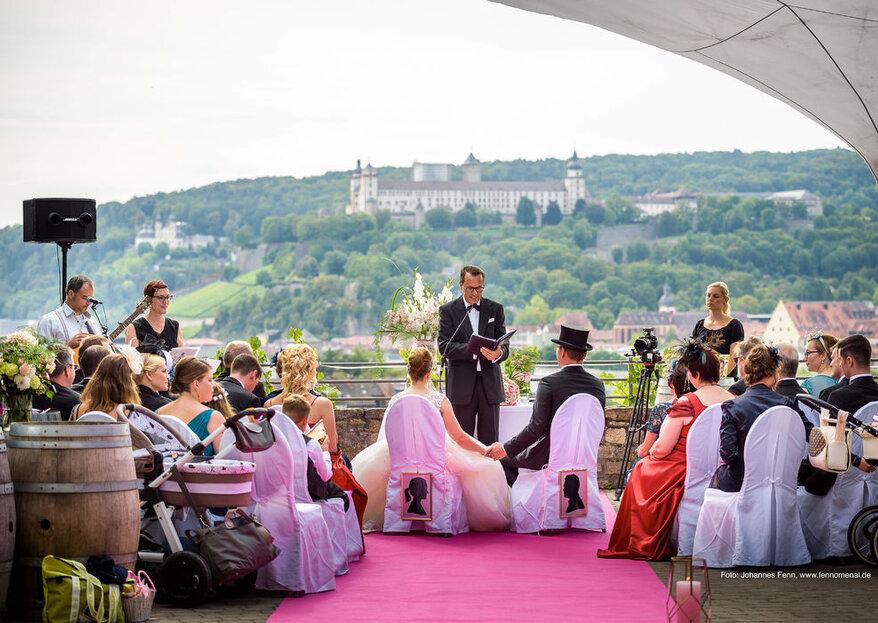Hochzeitsredner mit Herzblut – Andreas Schaufler gibt Einblicke in seinen Arbeitsalltag