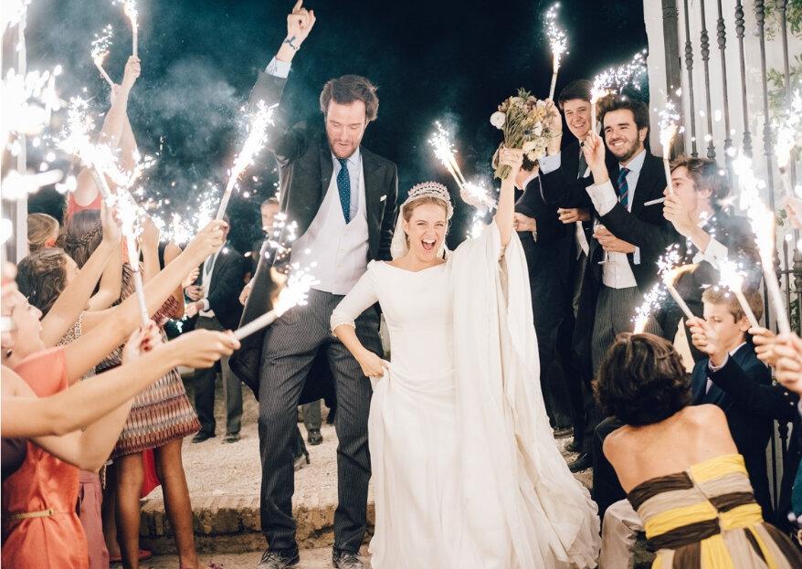 L'arrivée des mariés en musique : quelles chansons choisir pour entrer dans la salle de réception ?