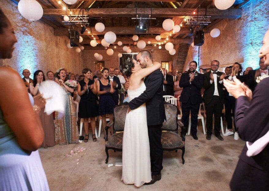 Trois façons de créer une ambiance de folie à sa soirée de mariage