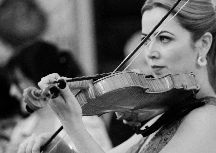 Vitta Coral e Orquestra: músicas da cerimônia personalizadas e com extrema qualidade técnica que vão emocionar vocês e seus convidados