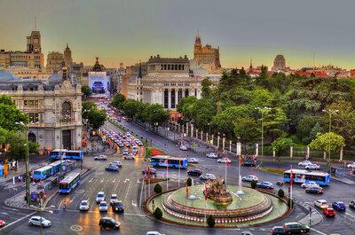 Las 8 mejores terrazas para un plan romántico en Madrid