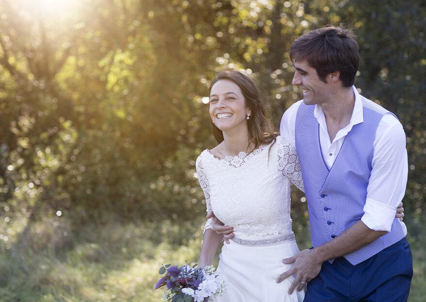 Fotogenia Digital y la belleza del momento para el día de tu boda